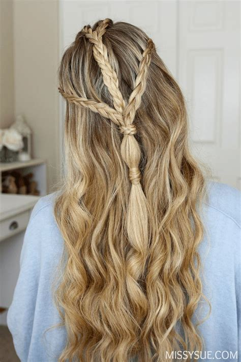how to do khaleesi braids 290 best images about rapunzel s hair on pinterest heart