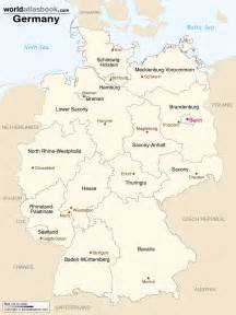 germany map printable map of germany map of the world map