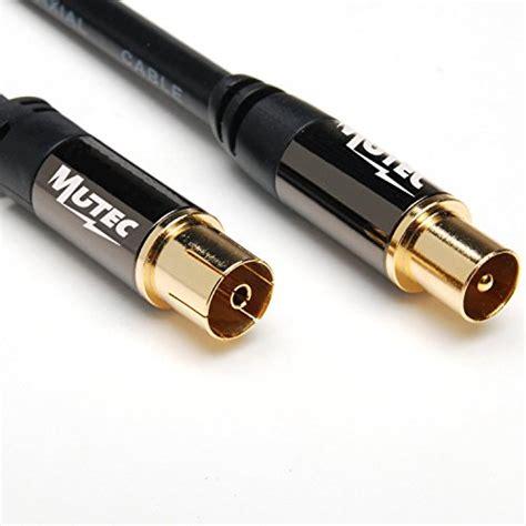 Kabel Audio Transparan Gold audio kabel mutec power bei i tec de