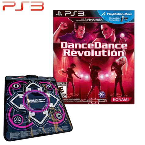Ddr Mat Ps3 by Out Of Stock Dancedancerevolution Original Bundle For