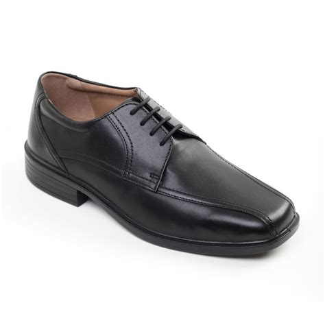 padders aston s black polished shoes free returns at