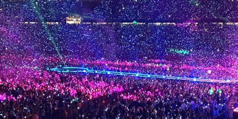 coldplay xyloband xylobands coldplay tour 2016 coldplay pinterest