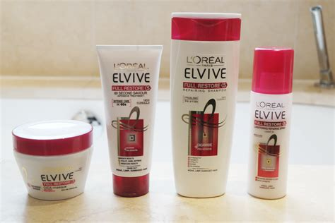 l oreal elvive best store hair care