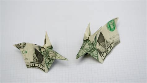 Origami Armadillo - dollar bill armadillo origami comot