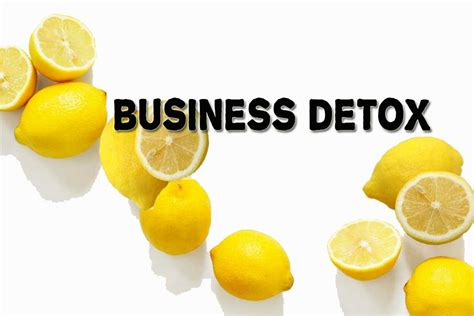 Detox Business by Business Detox Elvasnews Informa 231 227 O Local E Regional