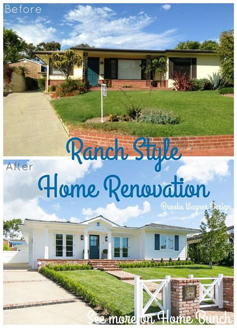 ranch style house renovations 638 best bump out addition for house images on pinterest exterior paint colors home