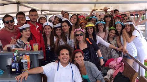 valencia boat party valencia boat party by boramar youtube