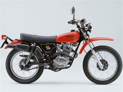 honda xl honda xl 230 style bikes