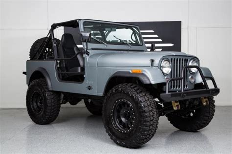 Cj7 Jeep Images Jeep Cj7 Photos Informations Articles Bestcarmag