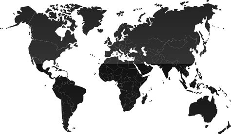 simple world map image github flekschas simple world map a simple svg world