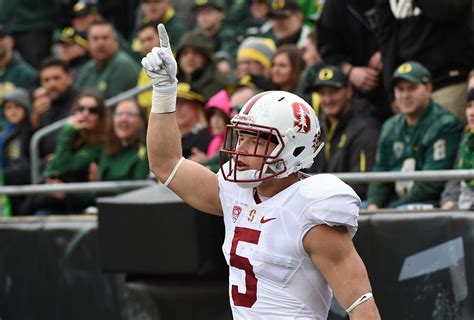 What Did Search For In 2016 Did Christian Mccaffrey S Stock Take A Hit In 2016