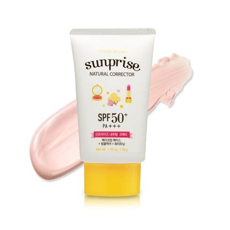 Etude Sunprise Spf50 Pa etude house sunprise corrector spf50 pa q d