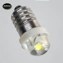 Led Flash Light Bulbs E10 Led Flashlight Replacement Bulb Torch L Light Cool Warm White 3v 4 5v 6v Ebay