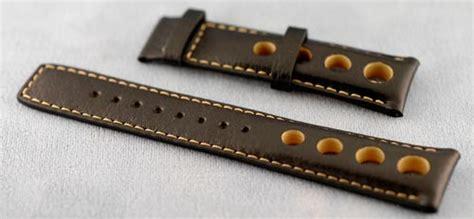 Tissot Sport Yellow Black Leather tissot straps