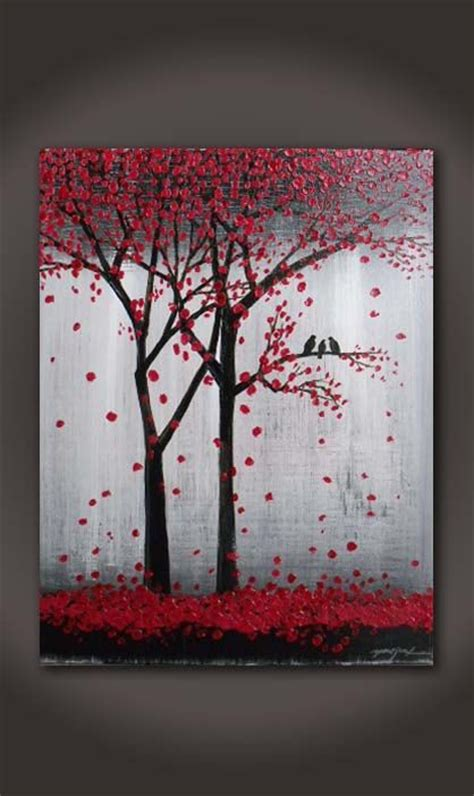 acrylic tree 25 best ideas about acrylic paintings on