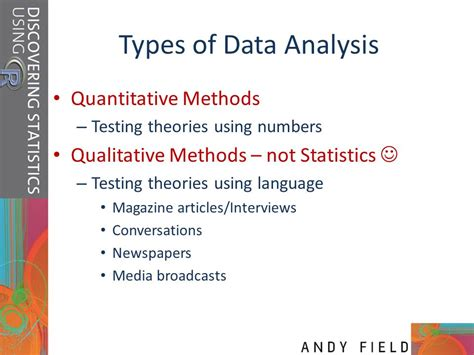as data elements in quantitative and computational methods why do we need statistics ppt