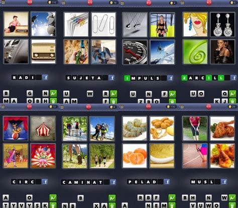 imagenes y palabras soluciones soluciones juego 4 fotos una palabra etapa nivel 870 871