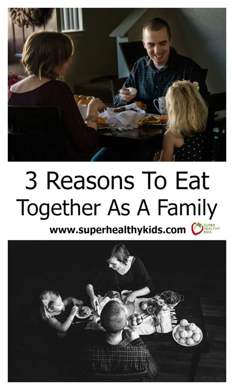 7 reasons to eat family 3 reasons to eat together as a family healthy ideas for kids