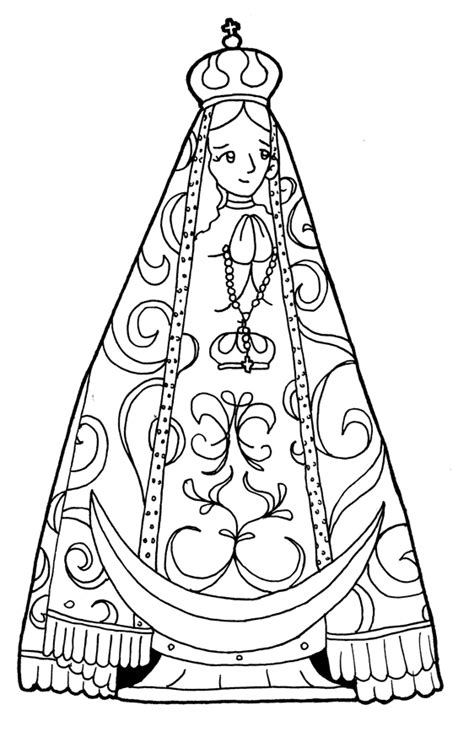 Free Coloring Pages Of Kate And Mim Mim Imagenes De La Virgen De Guadalupe Para Colorear
