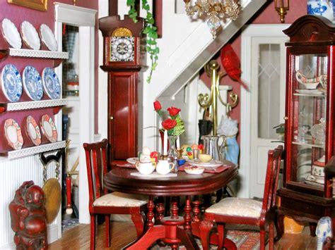 blukatkraft  scale victorian dollhouse miniatures
