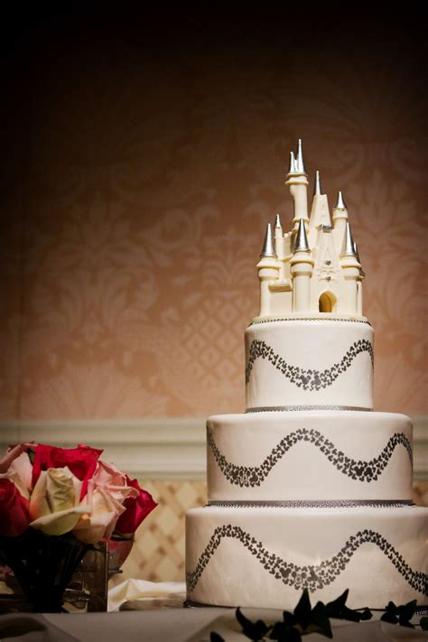 Disney's Fairy Tale Weddings Cake Styles & Pricing   Disney Travel Babble