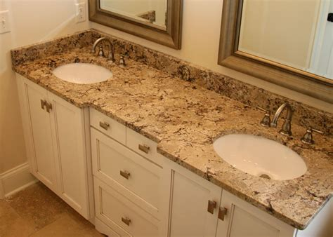 Bathroom Granite Countertops Ideas by Bathrooms With Granite Countertops Interior Design Ideas