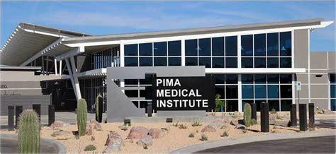 nursing schools in tucson az tucson arizona 85712 pima institute cus in az