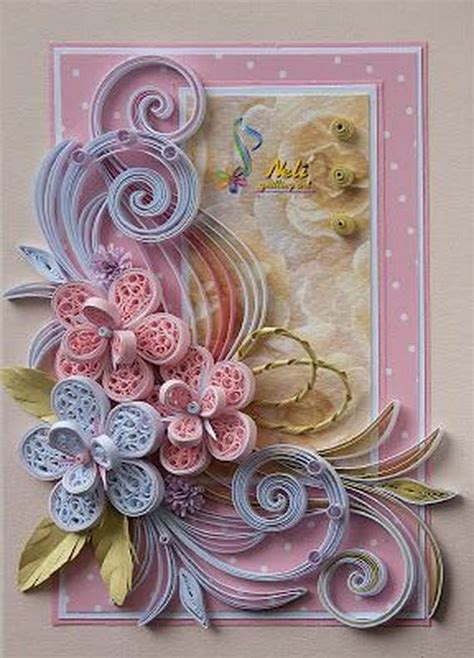 Quilling Paper Craft Ideas - quilled s day craft projects and ideas family