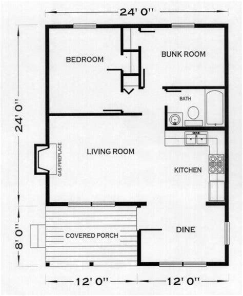 14x40 cabin floor plans cabin floor plan