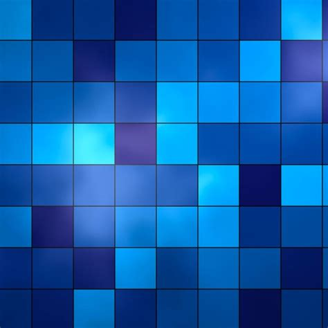 shades of blue design blue square tiles android central