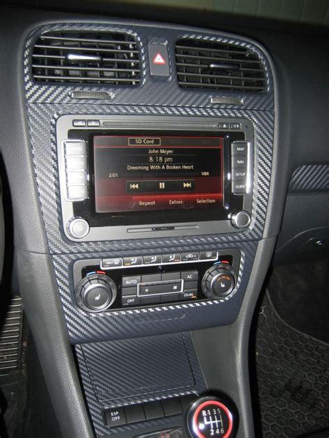Mk6 Jetta Interior Mods by Carbon Fiber Wrapped Interior Trim Pieces With Pics Diy