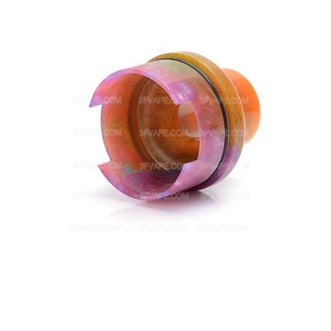 Sale Resin Summit For Rda Goon replacement random color resin drip tip top cap for 24mm goon rda