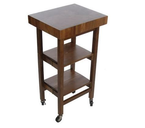 folding island kitchen cart folding island kitchen cart with 20 quot x 16 quot butcher block