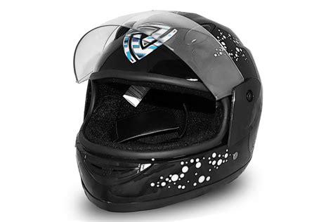Helm Gm B2 helmet black kinderhelm integralhelm motorradhelm motocross kindermotorrad pit