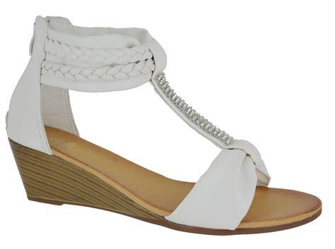 womens wedge sandals womens heels summer dress
