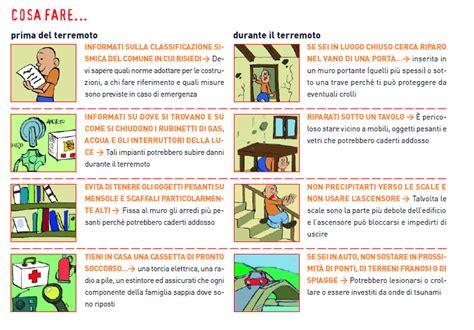 il caso di o cosa fare in caso di terremoto next quotidiano