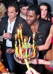 jason derulo birthday jason derulo s birthday pop stars come out in force to