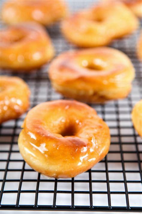 donuts krispy kreme krispy kreme donut recipe baking