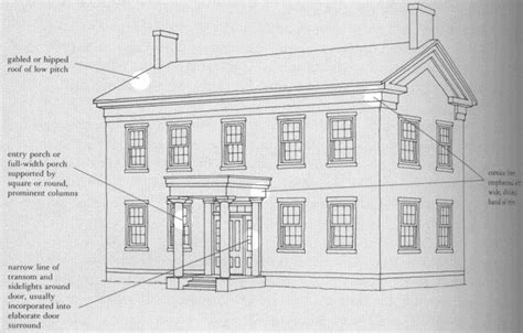 historic revival house plans historic revival house plans