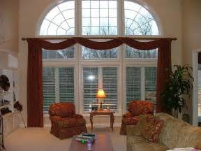what are window treatments large home window treatments