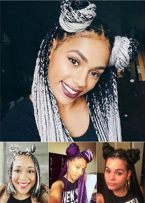 Hairstyles To Do With Box Braids by 50 Exquisite Box Braids Hairstyles To Do Yourself