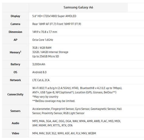 Harga Samsung A6 Plus Indonesia seri galaxy a kedatangan anggota keluarga baru galaxy a6