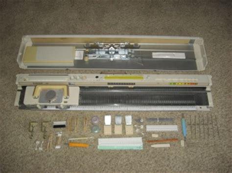 electronic knitting machine singer 560 electronic knitting machine w 560k