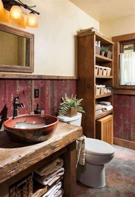 rustikale badezimmer rustikale badm 246 bel ideen das badezimmer im landhausstil