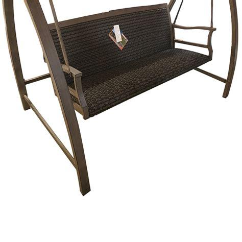sierra swing replacement canopy for sierra wicker swing riplock 500