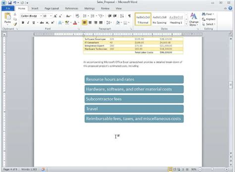 5 things you mightn t realise you can do in microsoft word