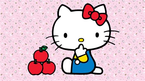 hello kitty wall wallpaper hello kitty wallpaper 45620 1920x1080 px hdwallsource com