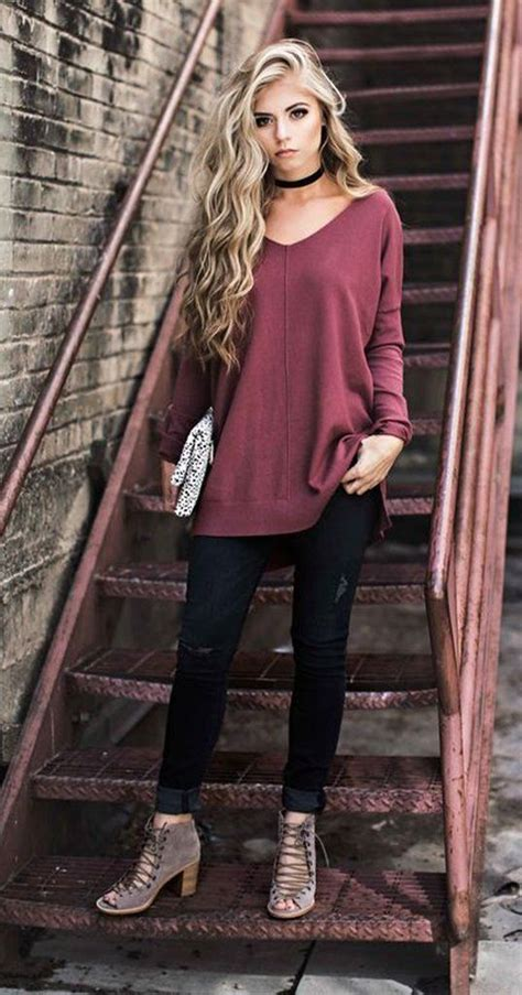 cute fall outfit ideas  worthminer