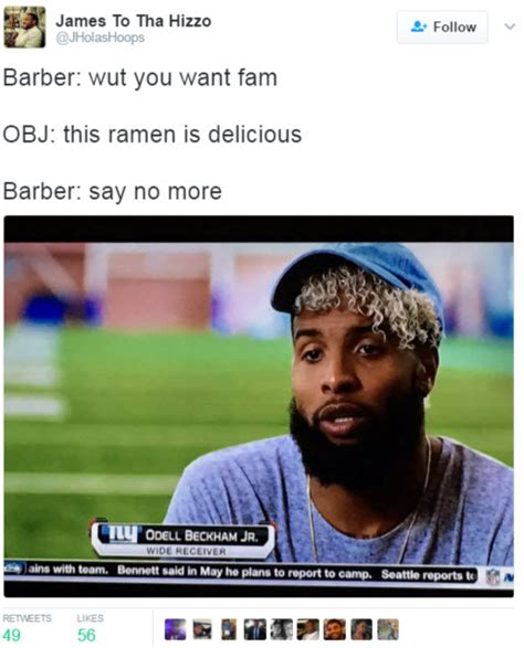 No More Memes - 40 insanely funny say no more barber memes to crack you up