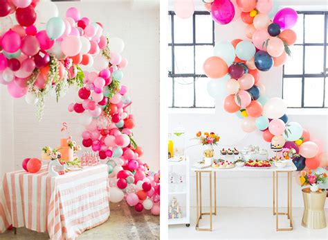 How to make a balloon arch hooray mag